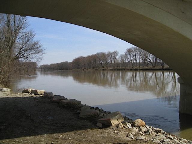 Carrolton Bridge in Carroll County