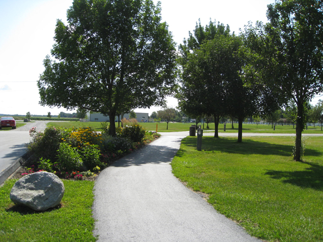 Flora Trails in Carroll County Indiana