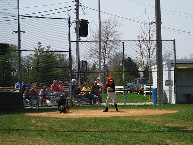 Jr Baseball League in Carroll County Indiana