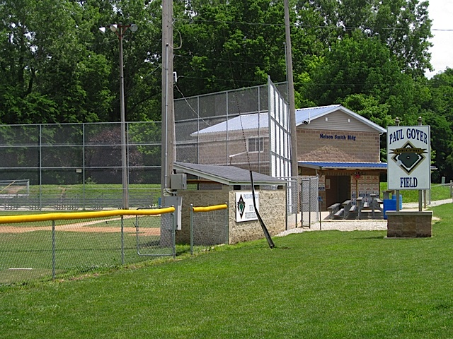 Paul Goyer Field at Riley Park Annex in the City of Delphi