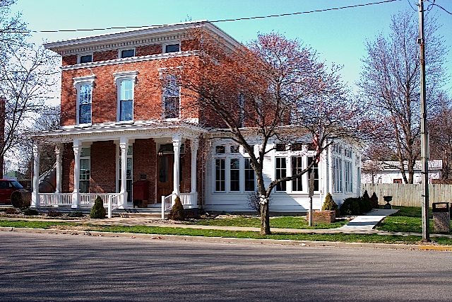 Camden-Jackson Township Public Library in Carroll County Indiana