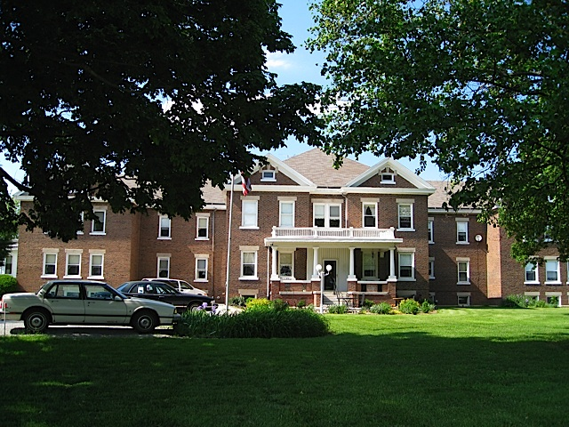 Carroll Manor in Carroll County Indiana